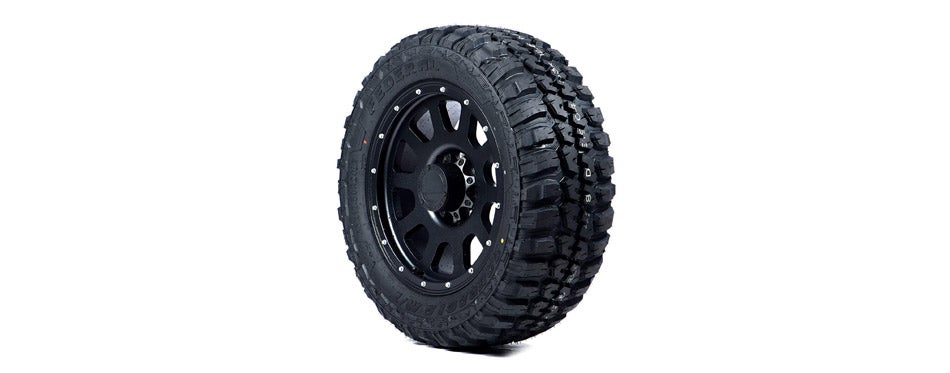 Federal Couragia M/T Performance Radial 10 Ply Truck Tire