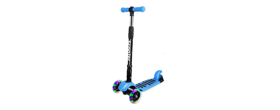 I CODE 3 Wheel Scooter for Kids