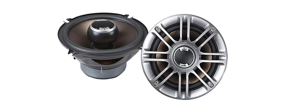 Polk Audio 5.25-Inch Coaxial Speakers