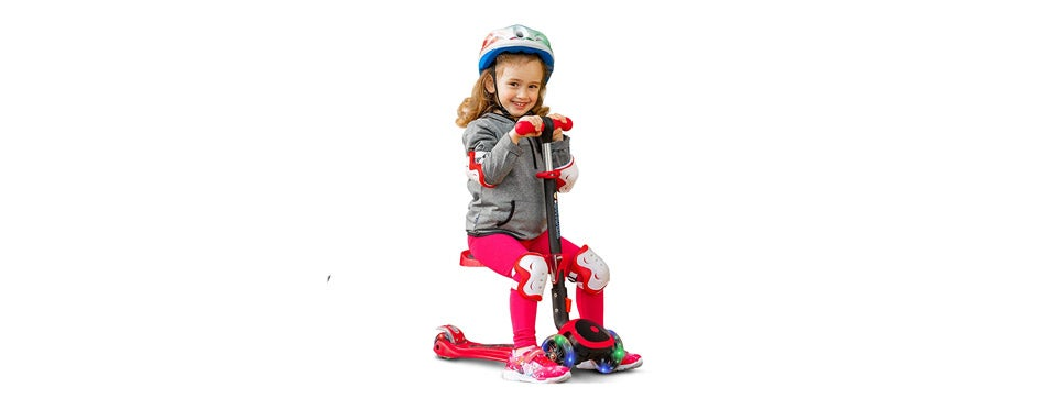S SKIDEE Scooter for Toddler