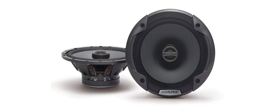 Alpine SPE-6000 Way Speakers