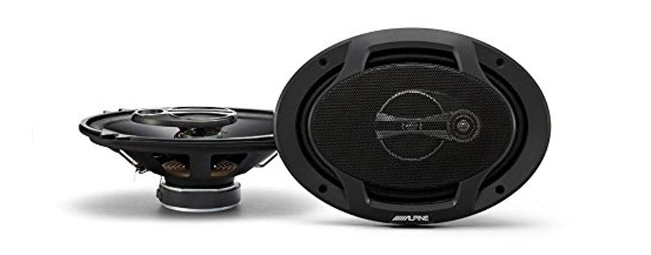 Alpine SPJ-691C3 Coaxial 3-Way Speaker