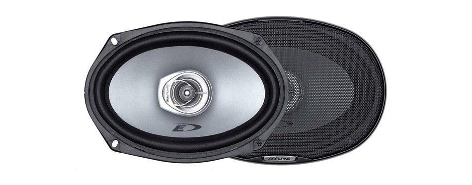 Alpine Type-E Series Coaxial Speakers