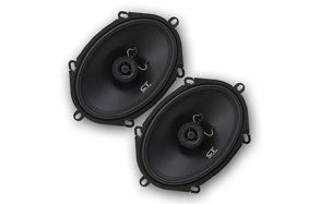 CT Sounds 5x7 Inch Coaxial Car Speakers