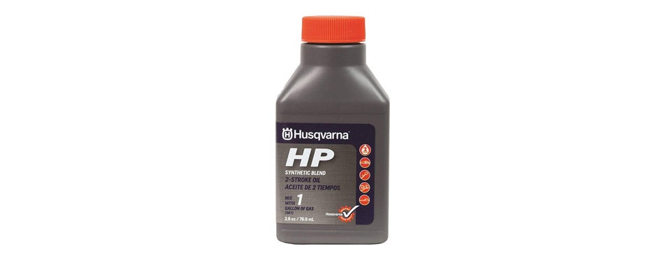 Husqvarna 2.6 oz HP Synthetic Blend 2-Cycle Engine Oil