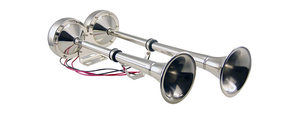 Pactrade Marine Stainless Steel Air Horn