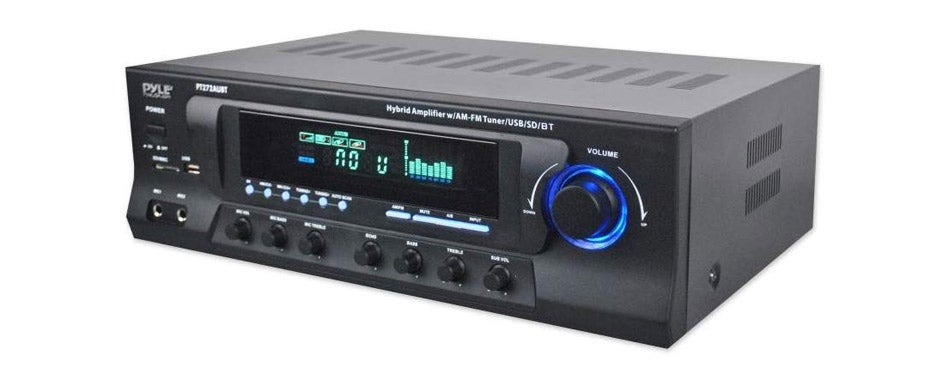Pyle Sound Compact Stereo Receiver