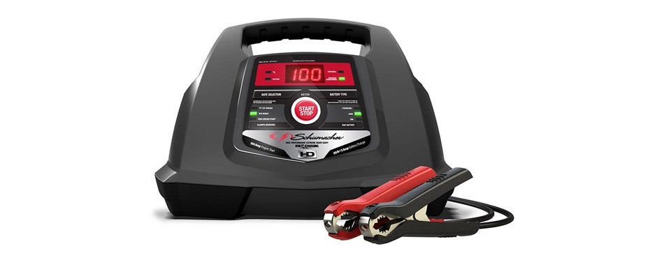 Schumacher Fully Automatic Battery Charger