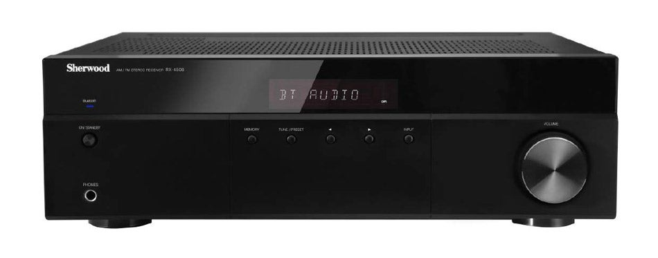 Sherwood Stereo Receiver with Bluetooth