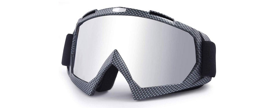 Wellovar Motorcycle and ATV Goggles