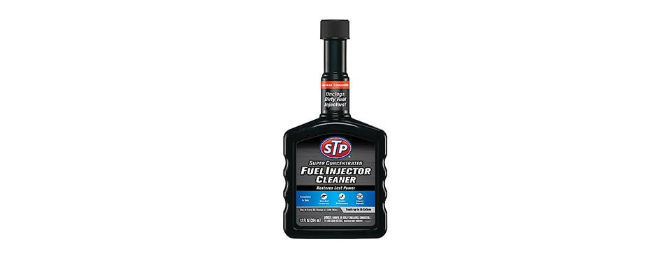 STP Super Concentrated Fuel Injector