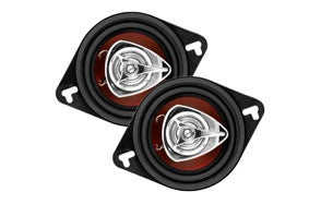 BOSS Audio Systems 3.5 Inch Car Speakers
