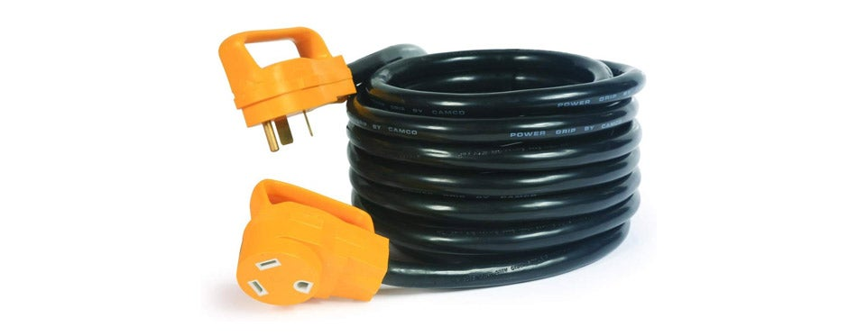 Camco PowerGrip Extension Cord for RV