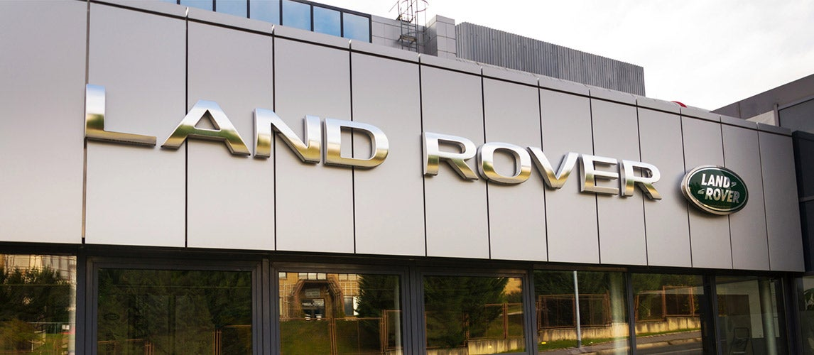 Land Rover's Extended Warranty