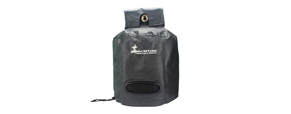 Montana Grilling Gear Ventilated Propane Tank Cover