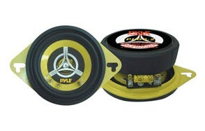 Pyle Car Two Way 3.5 Inch Speaker System