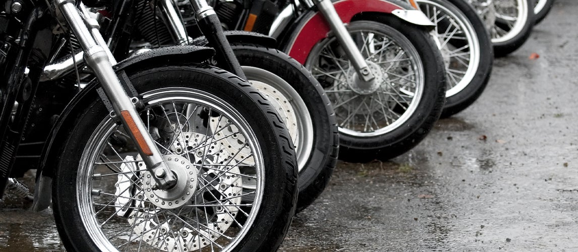 Best Rain Tres for Motorcycles