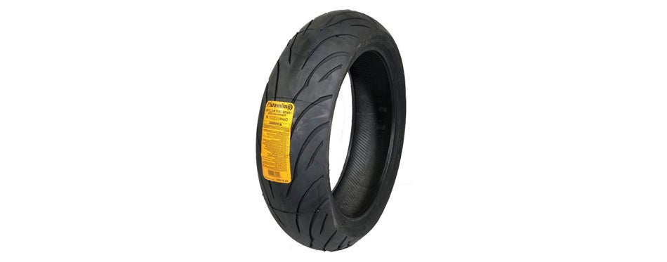 Continental Motion Motorcycle Tire Set