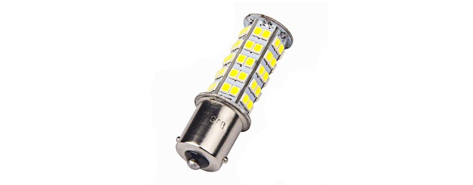 GRB LED Replacement Light Bulbs for RV