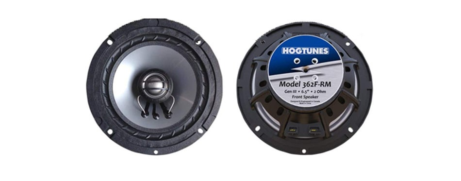 Hogtunes Front Speakers