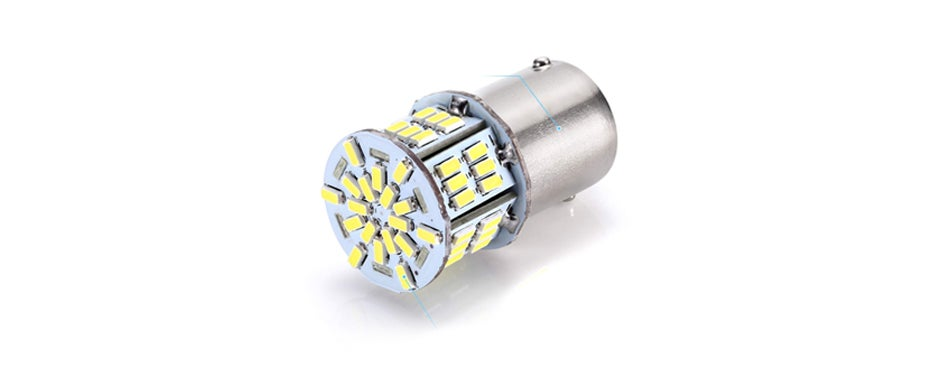 LUYED 5x New Generation 12-24V Super Bright Replacement Bulbs