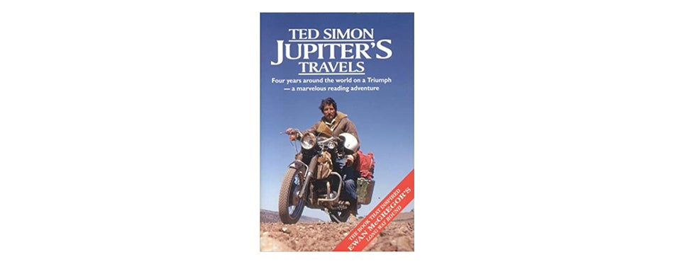 Jupiters Travels Four Years Around the World on a Triumph