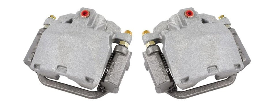 Power Stop OE Replacement Brake Kit with Calipers
