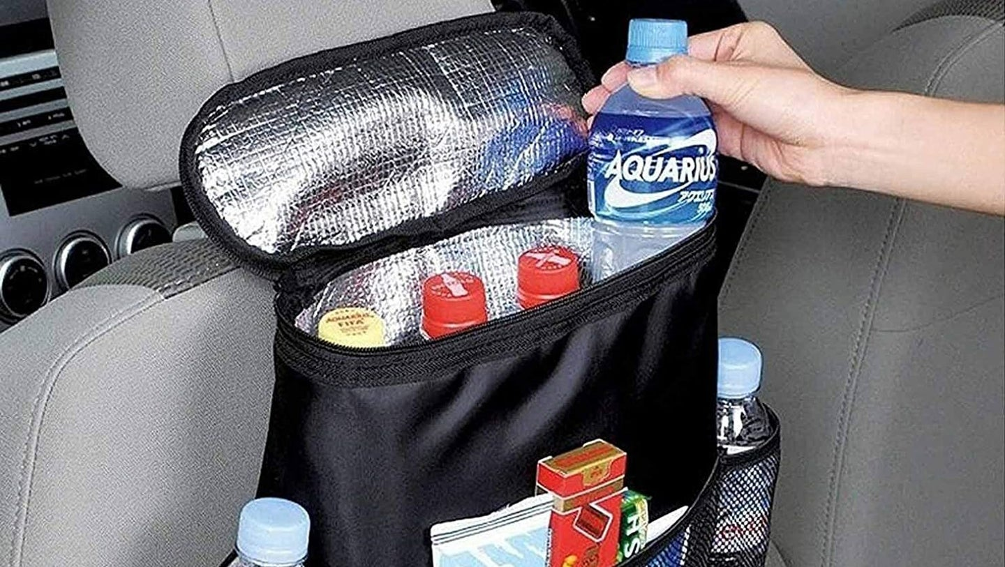 The Best Car Seat Organizer (Review & Buying Guide) in 2020