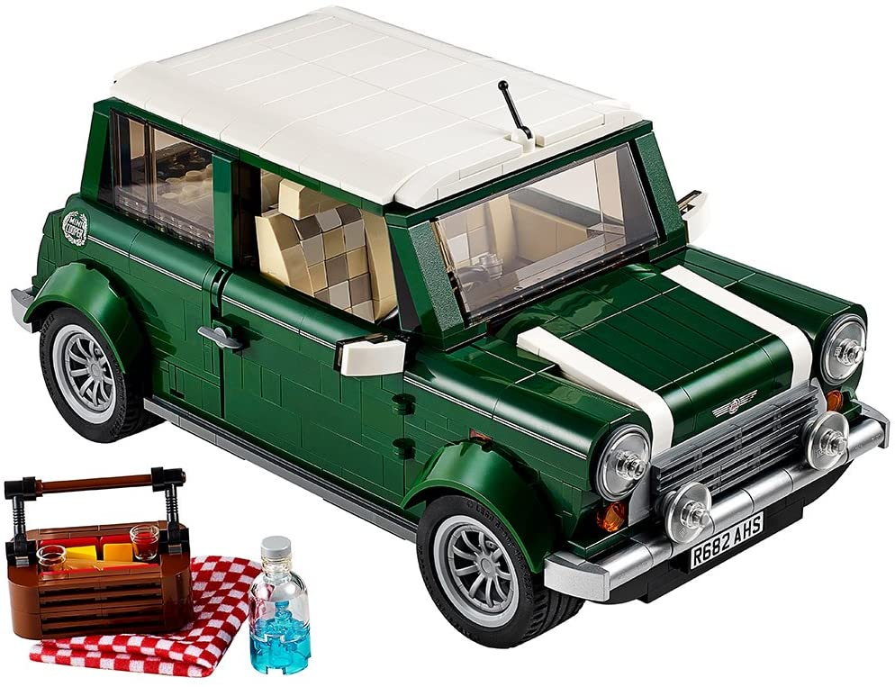 Creator Expert MINI Cooper Lego Car Set