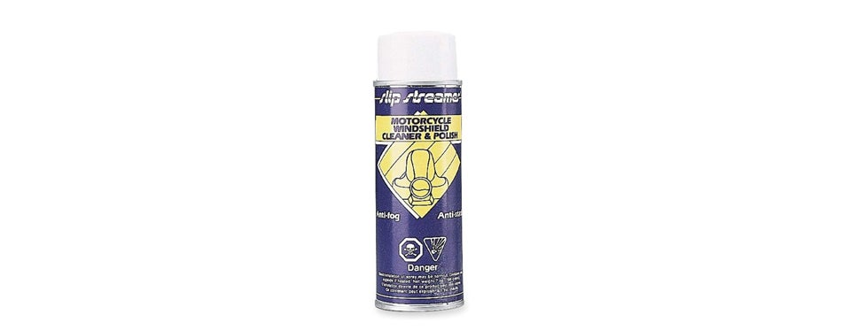 Slipstreamer Motorcycle Windscreen Cleaner and Polish