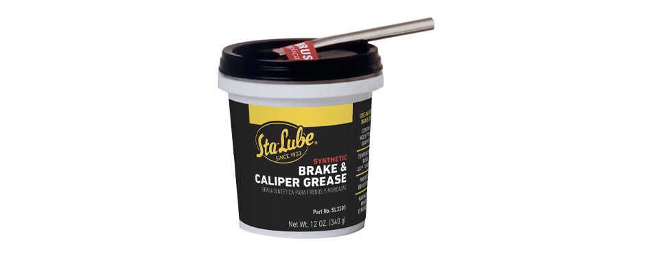 Sta-Lube Synthetic Brake Caliper Grease