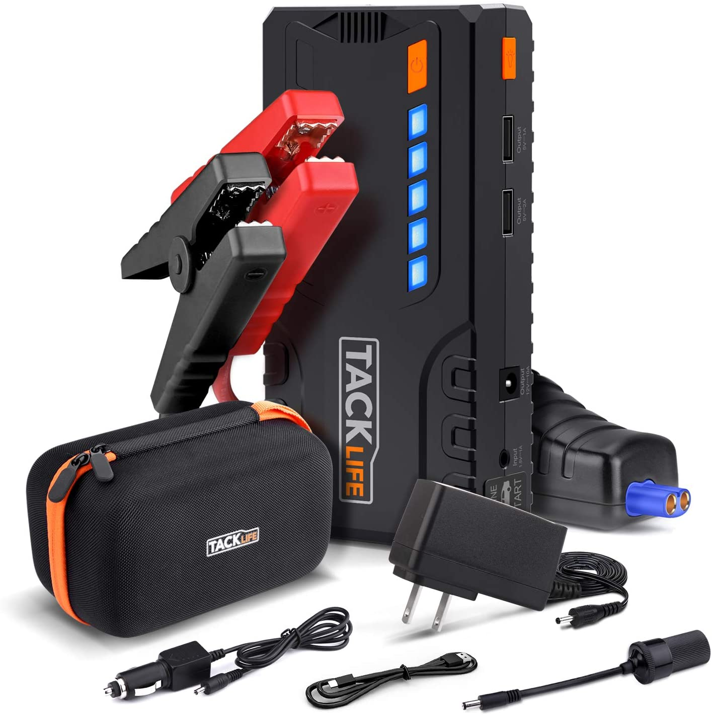 The Best Portable Jump Starters