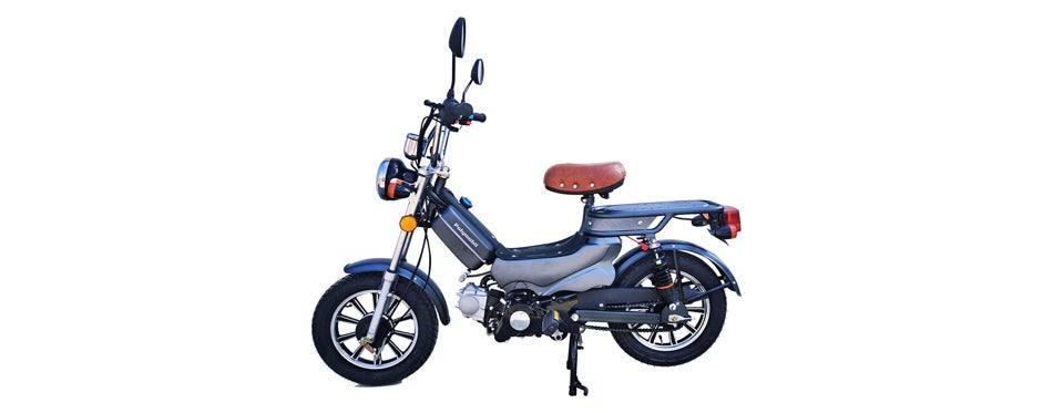 Generies 49cc Gas-Powered Moped Scooter Bike