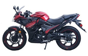 Lifan 200cc Adult Gas Motorcycle