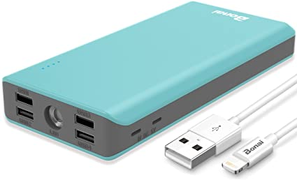 The Best 30000 mAh Portable Chargers