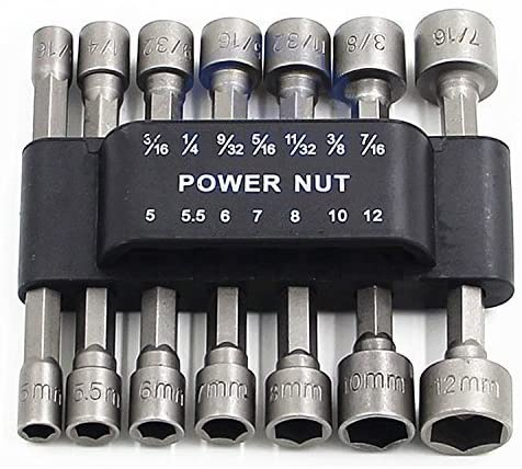 The Best Nut Driver Sets