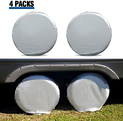 The Best Wheel Covers For Trailer Tires