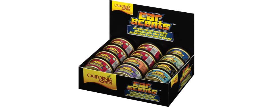 California Scents Spillproof Can Air Freshener