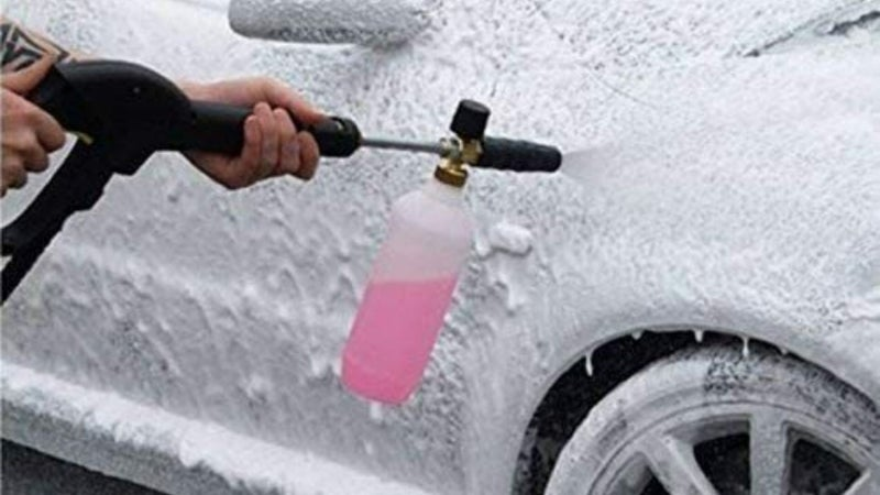 Best Foam Cannons: Wash Your Car With Ease
