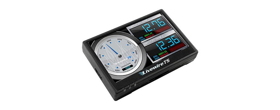 SCT Livewire TS Performance Tuner and Monitor