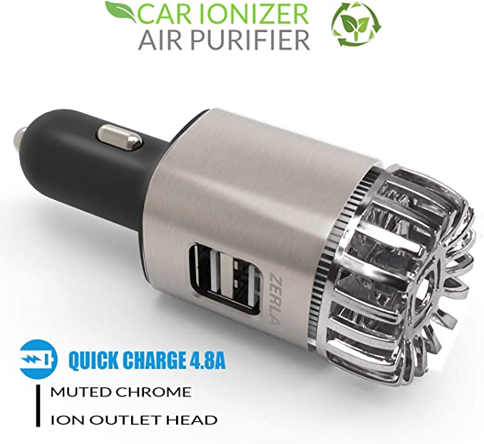 The Best Car Air Purifier (Review & Buying Guide) in 2020