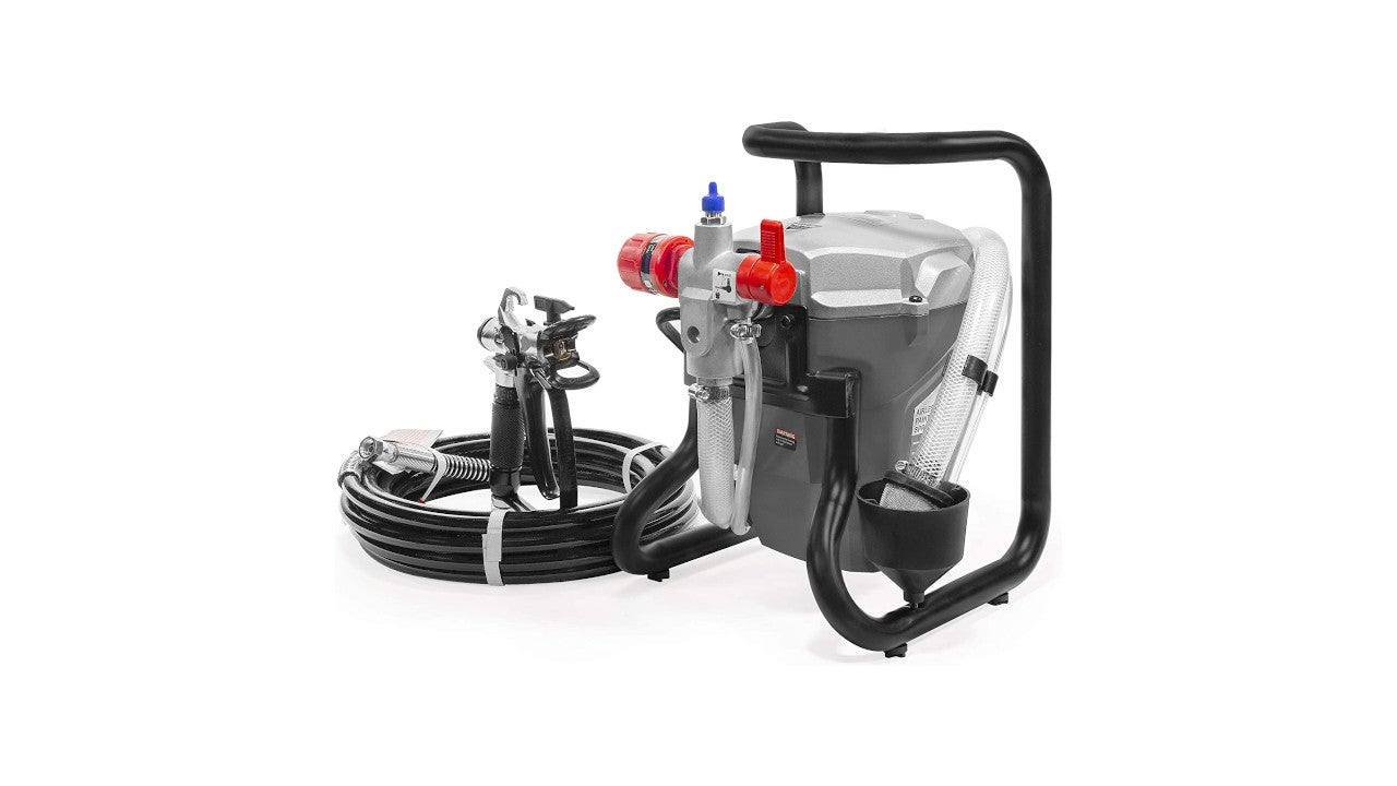 The Best Airless Paint Sprayers (Review) in 2021