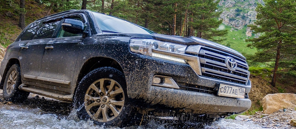 Toyota Land Cruiser is one of the Longest Lasting Cars