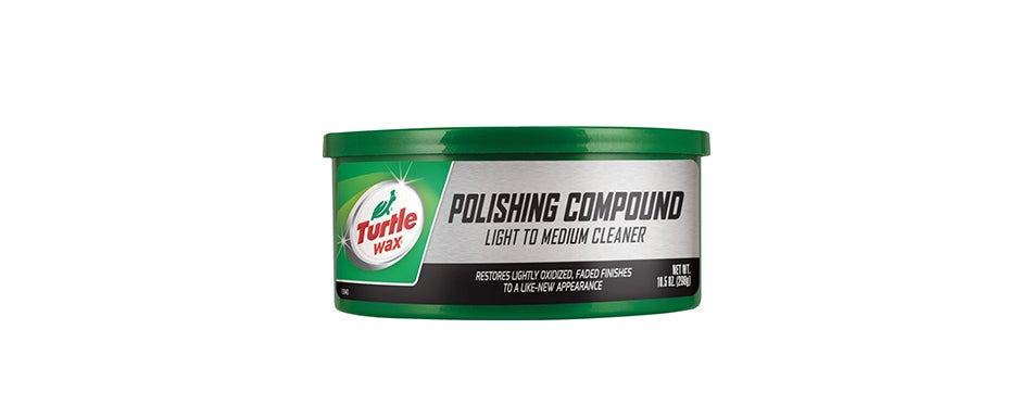 Turtle Wax Polishing Compound & Scratch Remover
