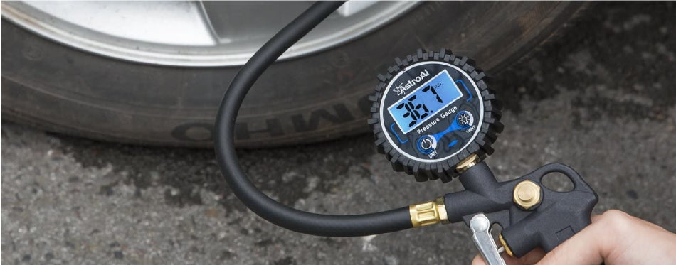 Best Tire Inflator with Gauge