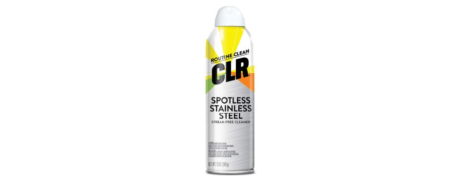CLR Stainless Steel Cleaner