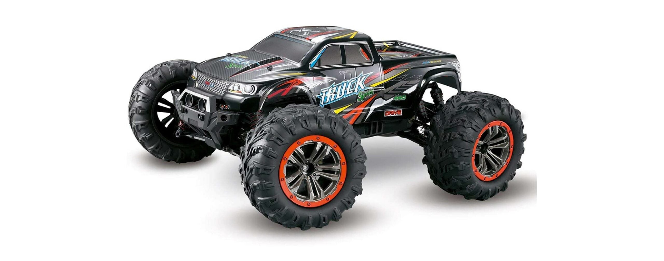 The Best RC Trucks (Review & Buying Guide) in 2021