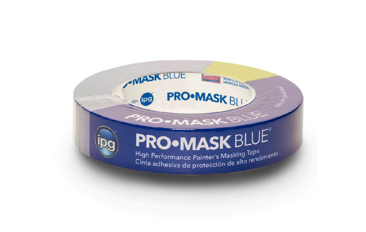 IPG ProMask Blue Painter's Tape