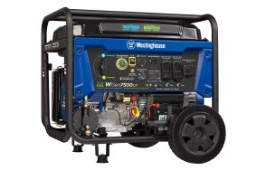 Westinghouse Dual Fuel Portable Generator