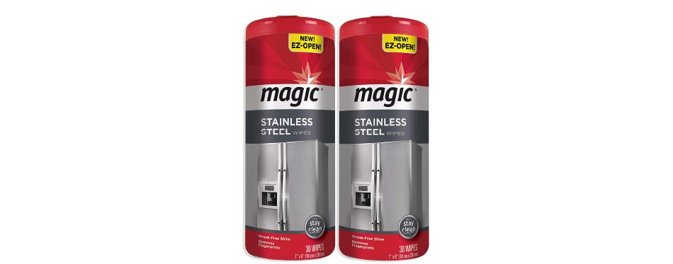 Magic Stainless Steel Wipes